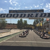 Karting Olivenza y paintball. - 0