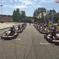 Karting Olivenza y paintball. - 4