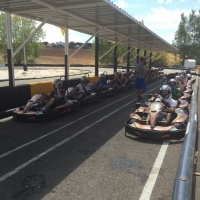 Karting Olivenza y paintball. - 7