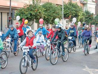 Ciclocabalgata solidaria