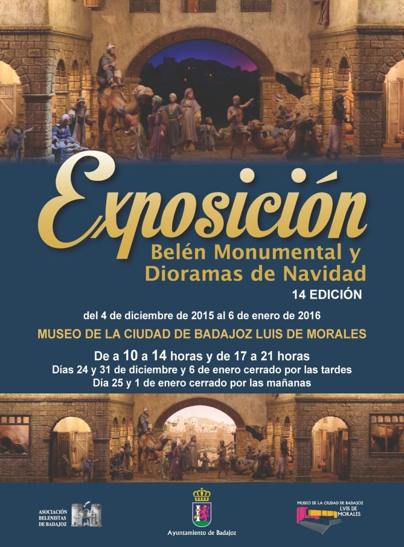 Exposici�n Bel�n Monumental y Dioramas de Navidad