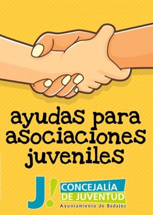 Ayudas para asociaciones juveniles 2016.