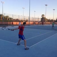 Actividades deportivas en la Granadilla. - 2