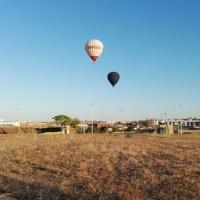 Paseo en globo. - 0