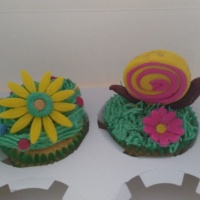 Cupcakes en pedanías. - 0