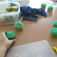 Cupcakes en pedanías. - 2