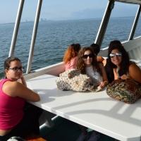 Paseo con delfines. Estuario do Sado. - 11