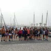 Paseo con delfines. Estuario do Sado. - 17