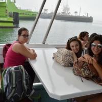 Paseo con delfines. Estuario do Sado. - 22