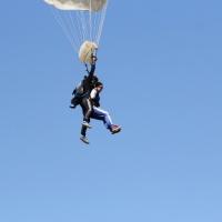 Salto en paracaídas. - 1