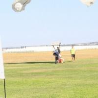 Salto en paracaídas. - 2