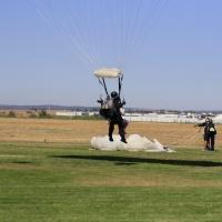 Salto en paracaídas. - 5