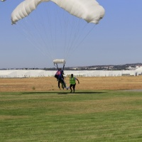 Salto en paracaídas. - 7