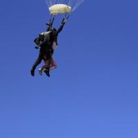 Salto en paracaídas. - 13