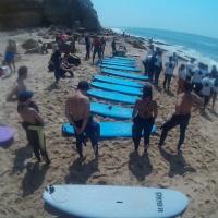 Surf en Ericeira. - 2