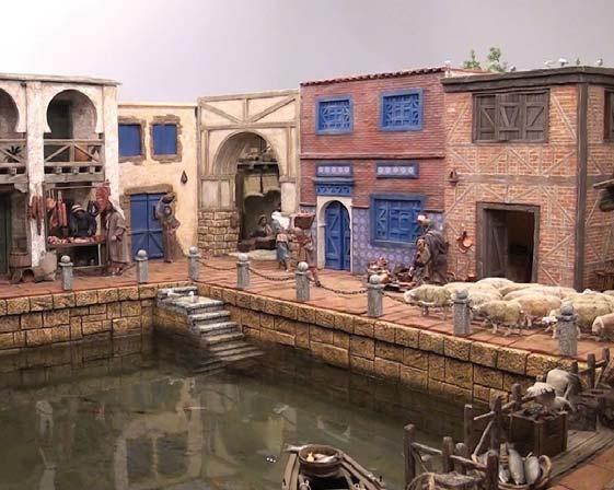 Exposici�n de Dioramas y Bel�n Monumental