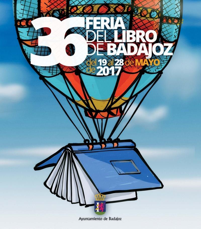 36 Feria del Libro de Badajoz