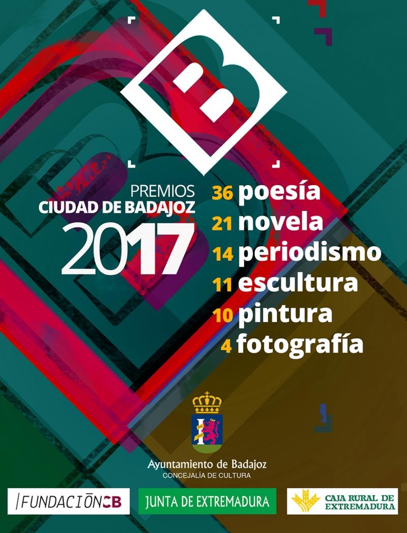 Premios Ciudad de Badajoz 2017