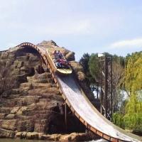 Visita al Parque de atracciones de Madrid. - 1
