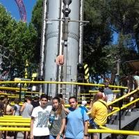 Visita al Parque de atracciones de Madrid. - 5