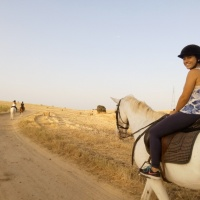 Rutas a caballo. - 0