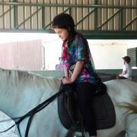 Un día diferente entre caballos. - 8