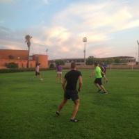 Actividades deportivas en Vive la Noche 2017. - 0