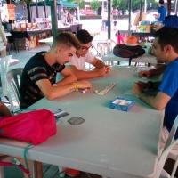 VII encuentro familiar de juegos de mesa. - 1