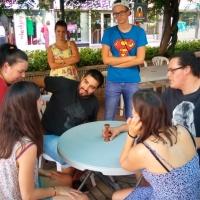 VII encuentro familiar de juegos de mesa. - 9