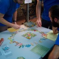 VII encuentro familiar de juegos de mesa. - 13