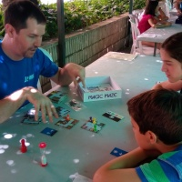 VII encuentro familiar de juegos de mesa. - 18