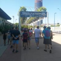 Visita al acuario de Sevilla. - 10