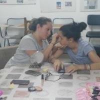 Taller de maquillaje en Sagrajas y Gévora. - 0