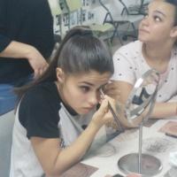 Taller de maquillaje en Sagrajas y Gévora. - 5