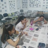 Taller de maquillaje en Sagrajas y Gévora. - 9