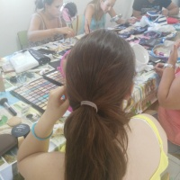 Taller de maquillaje en Sagrajas y Gévora. - 11