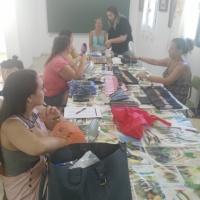 Taller de maquillaje en Sagrajas y Gévora. - 12