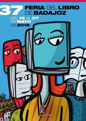 37 Feria del Libro de Badajoz