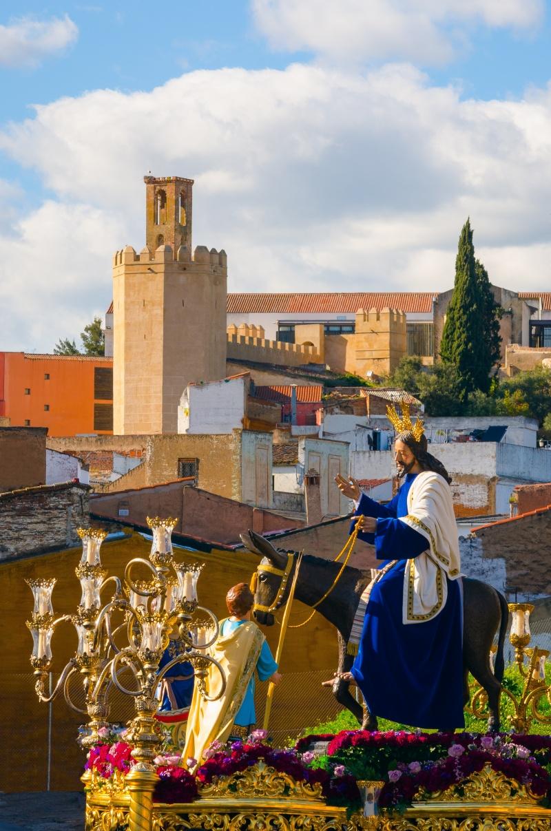 Fotograf�as seleccionadas y premiadas en el XXI Certamen de Fotograf�a sobre la Semana Santa de Badajoz