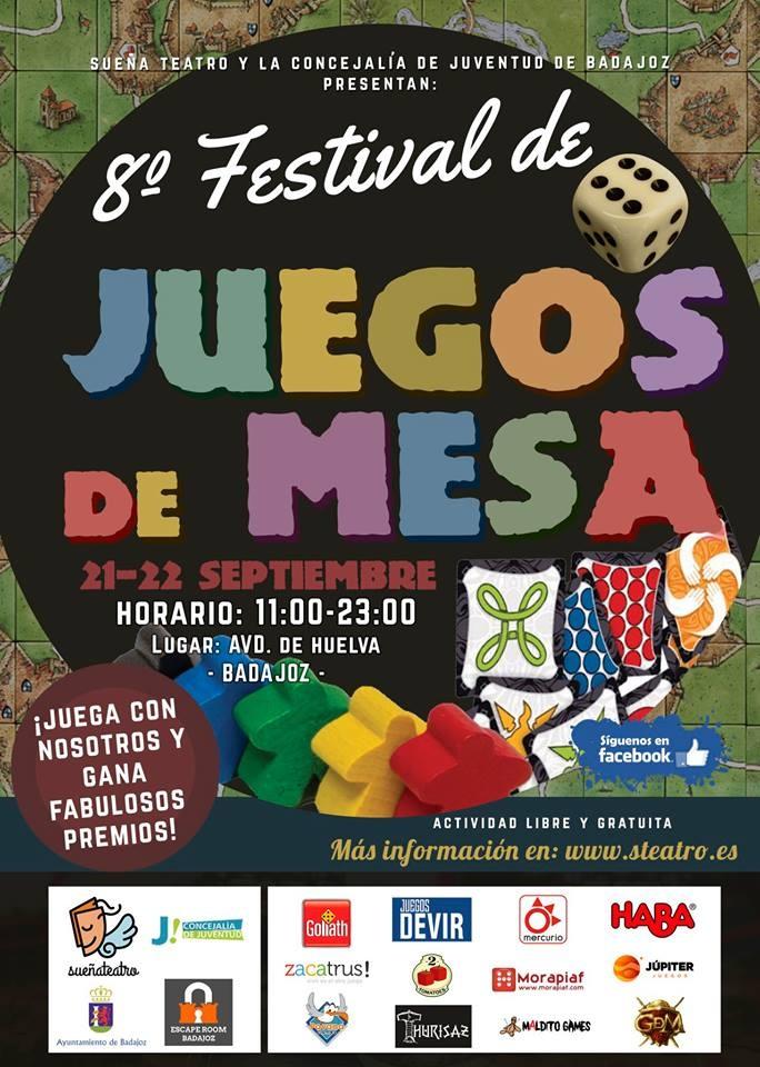 Juventud Convocatorias 8º Festival De Juegos De Mesa Vive El