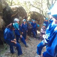 Descenso de barranco y espeleología - 0