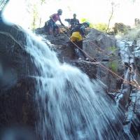 Descenso de barranco y espeleología - 4