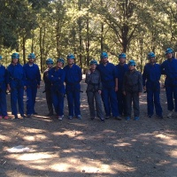Descenso de barranco y espeleología - 10