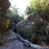 Descenso de barranco y espeleología - 15