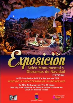 Exposición de Dioramas y Belén Monumental