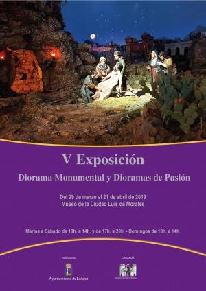 V Exposición de Diorama Monumental y Dioramas de Pasión