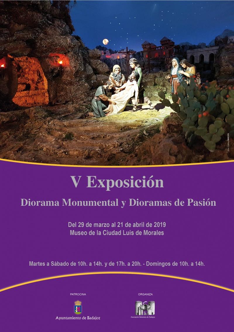 V Exposici�n de Diorama Monumental y Dioramas de Pasi�n