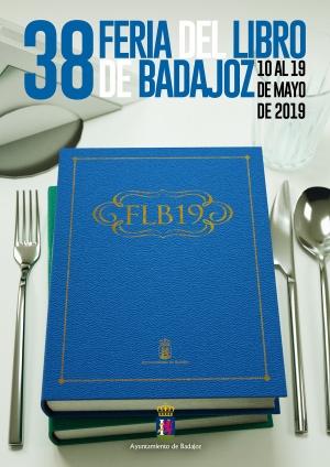 38 Feria del Libro de Badajoz