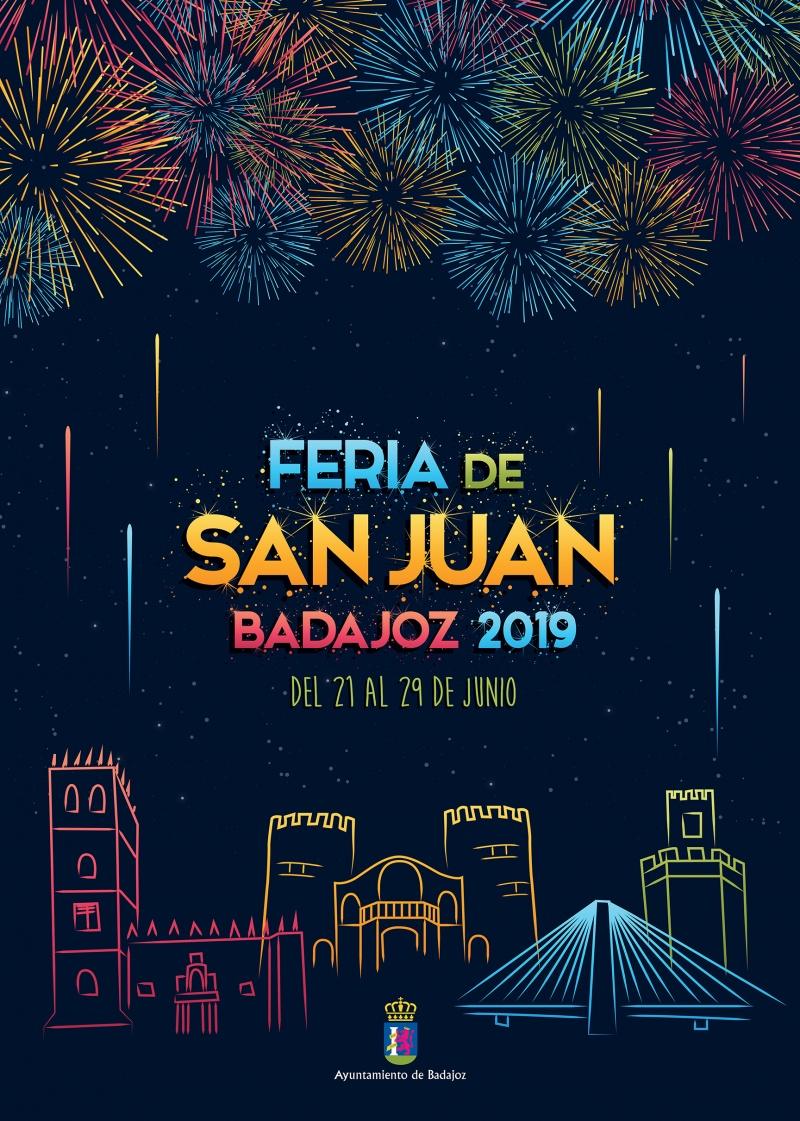 Cartel de la Feria de San Juan