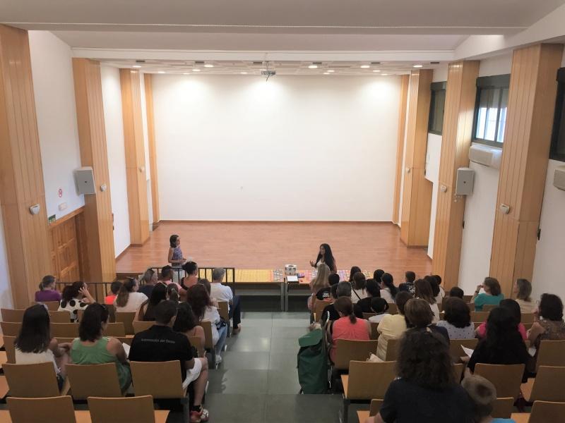 """Participaci�n en el Programa """"Vive el Verano en Badajoz 2019""""."""